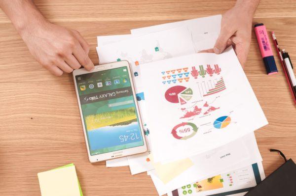 Affiliate marketing – Passive income